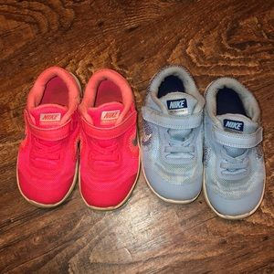 Used condition, nike size 8 toddler